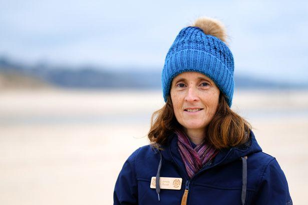 Annette Eatock set up Plastic Free Hayle after being heavily involved in beach cleans (Image: Greg Martin / Cornwall Live)